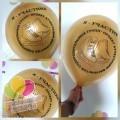 Печать на шарах 150шт 1+0
