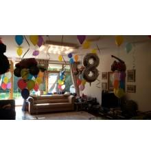 Украшение дня рождения 8