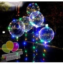 Шар Bubbles со светодиодной нитью