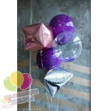 Букет из воздушных шаров 6