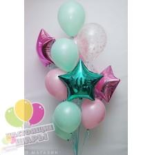 Букет из воздушных шаров 4