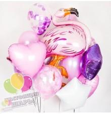 Букет из воздушных шаров 5