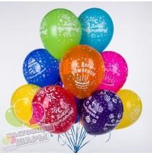 Букет из воздушных шаров 2
