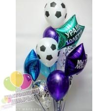 Букет из воздушных шаров 7