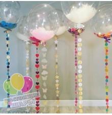 Воздушные шары Bubble