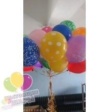 Шарики летающие на день рождения