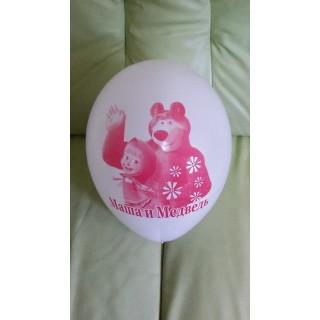 Печать изображений на шарах