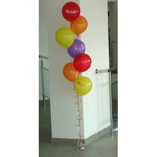 Гелиевые шары с грузиком