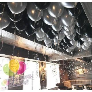 Облако из воздушных шаров 3